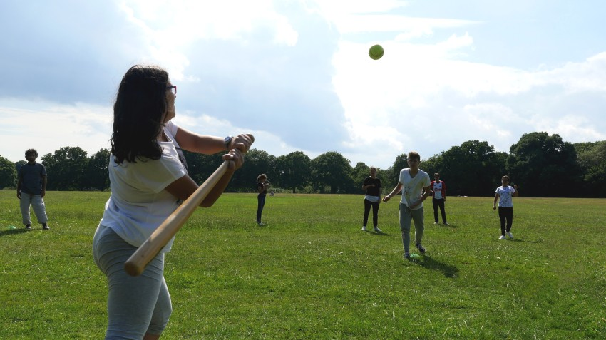 Sports activities at English Language School England UK